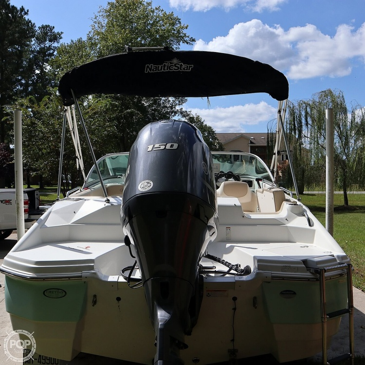 2016 Nautic Star boat for sale, model of the boat is 203 DC & Image # 5 of 41