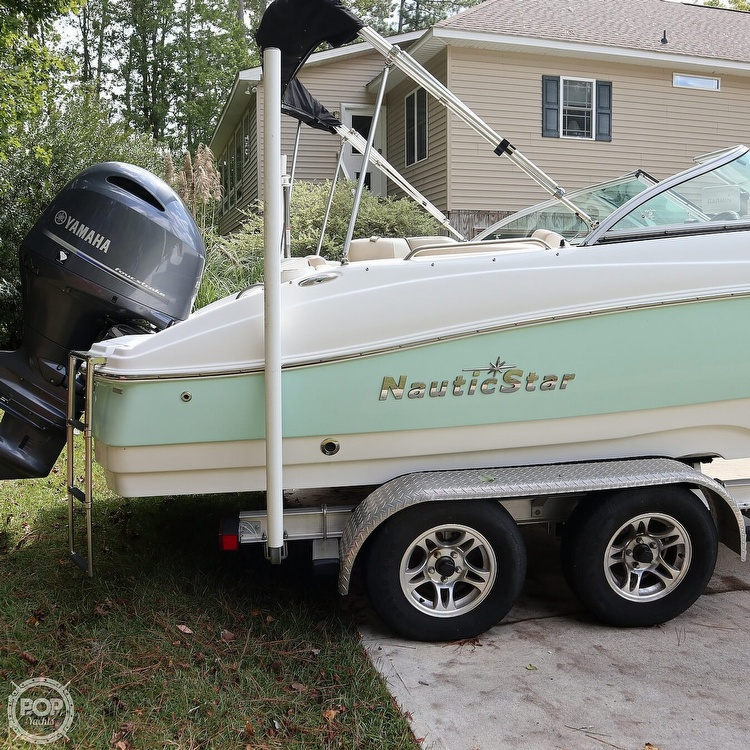 2016 Nautic Star boat for sale, model of the boat is 203 DC & Image # 8 of 41