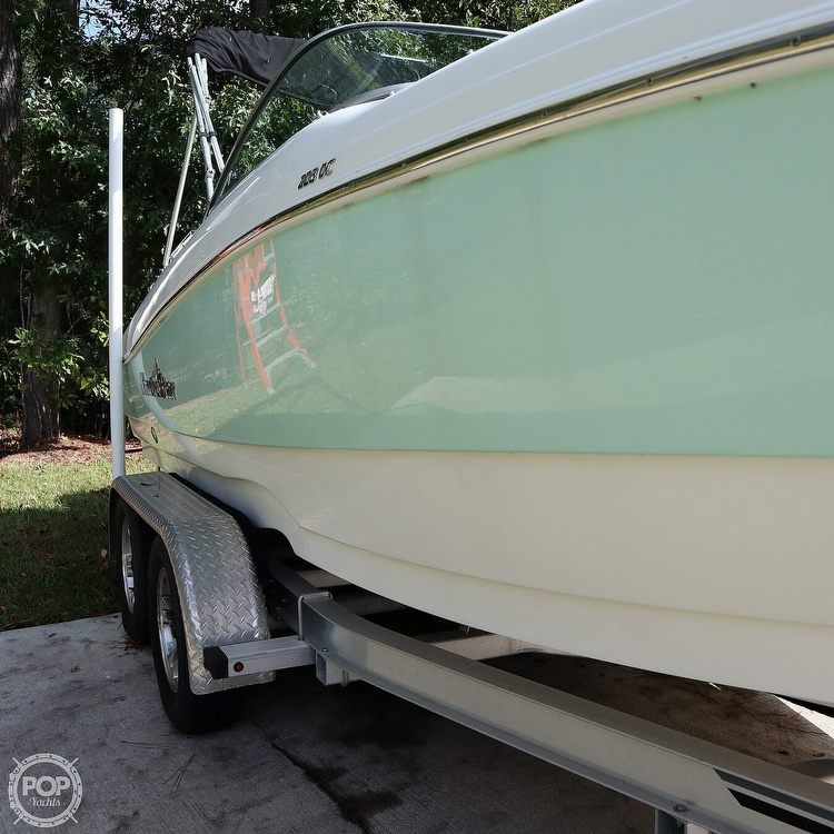 2016 Nautic Star boat for sale, model of the boat is 203 DC & Image # 9 of 41