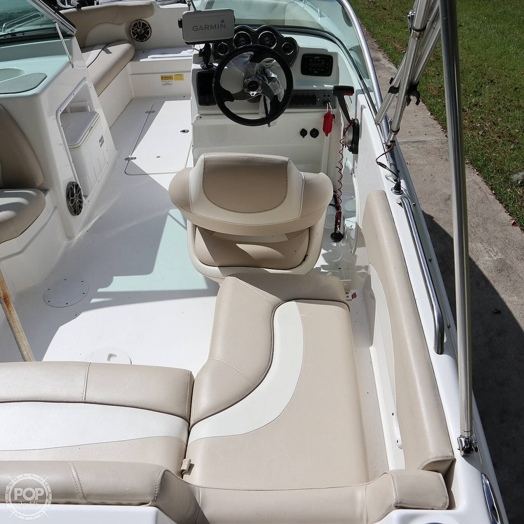 2016 Nautic Star boat for sale, model of the boat is 203 DC & Image # 14 of 41