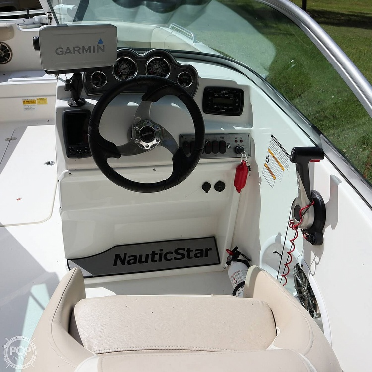 2016 Nautic Star boat for sale, model of the boat is 203 DC & Image # 31 of 41