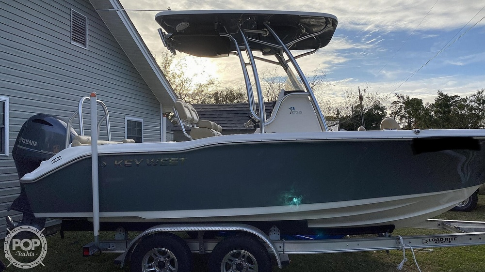 2017 Key West boat for sale, model of the boat is 219 FS & Image # 2 of 40