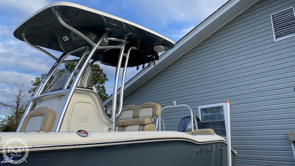 2017 Key West boat for sale, model of the boat is 219 FS & Image # 3 of 40