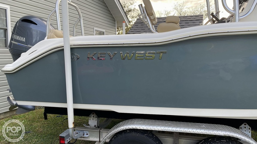 2017 Key West boat for sale, model of the boat is 219 FS & Image # 6 of 40