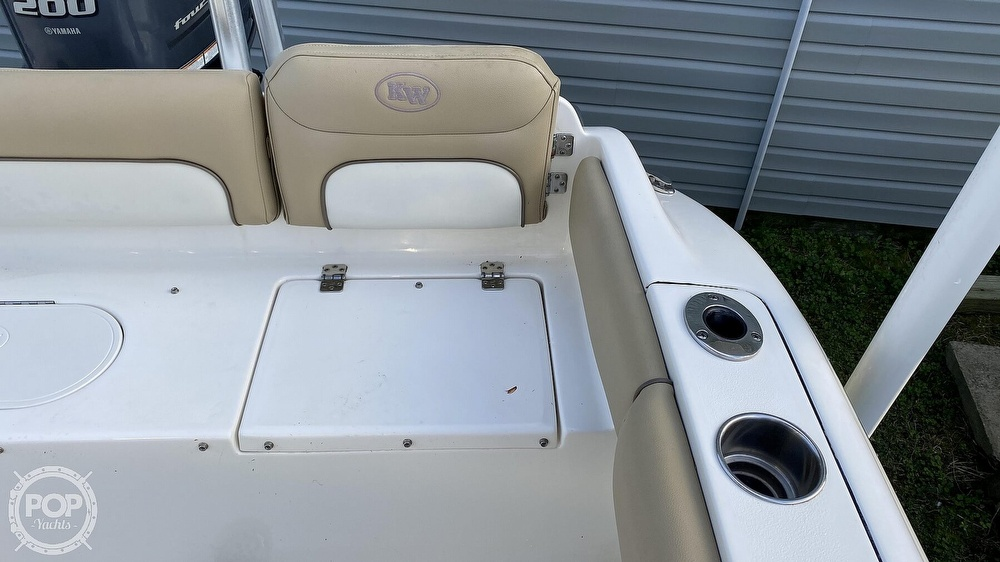2017 Key West boat for sale, model of the boat is 219 FS & Image # 24 of 40