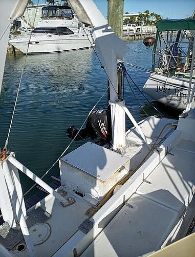 1987 Gemini boat for sale, model of the boat is 32 & Image # 7 of 40