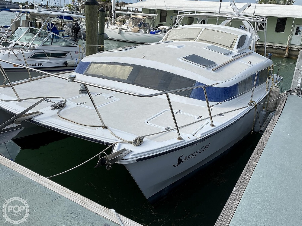 1987 Gemini boat for sale, model of the boat is 32 & Image # 19 of 40
