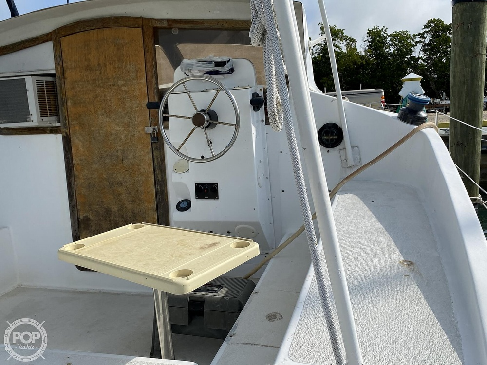 1987 Gemini boat for sale, model of the boat is 32 & Image # 22 of 40