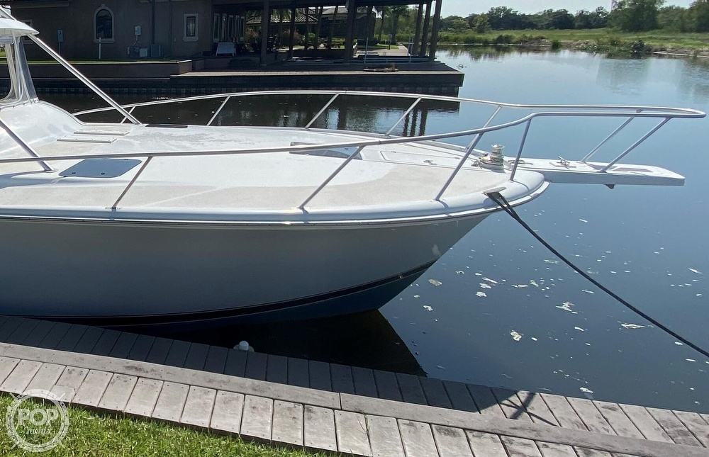 1997 Luhrs boat for sale, model of the boat is Open Express 38 & Image # 4 of 40
