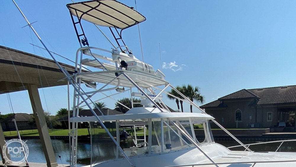 1997 Luhrs boat for sale, model of the boat is Open Express 38 & Image # 9 of 40