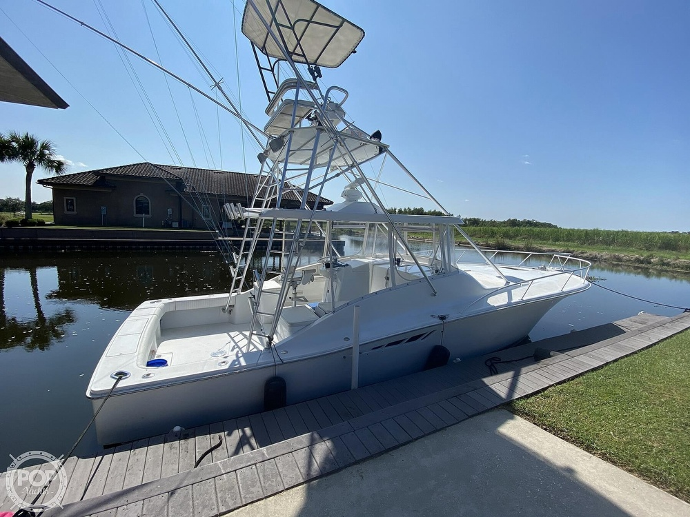 1997 Luhrs boat for sale, model of the boat is Open Express 38 & Image # 6 of 40