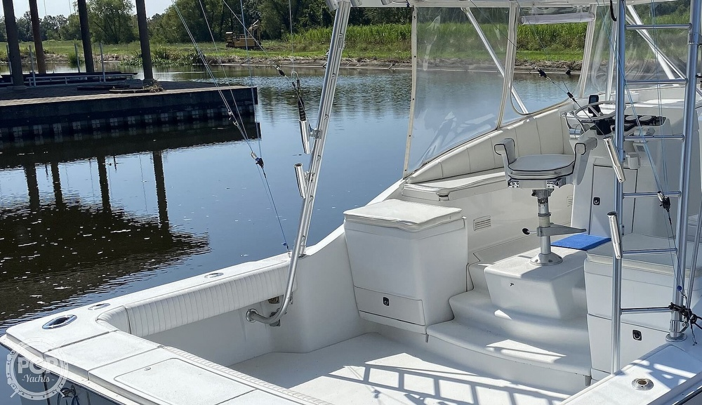 1997 Luhrs boat for sale, model of the boat is Open Express 38 & Image # 10 of 40
