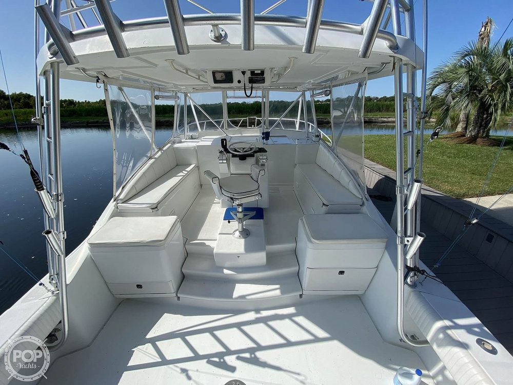1997 Luhrs boat for sale, model of the boat is Open Express 38 & Image # 18 of 40