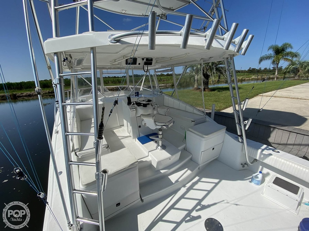 1997 Luhrs boat for sale, model of the boat is Open Express 38 & Image # 20 of 40