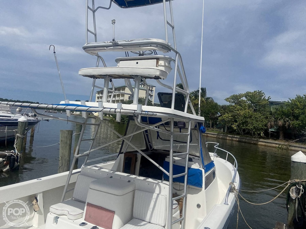 1990 Luhrs boat for sale, model of the boat is 290 Tournament & Image # 7 of 40