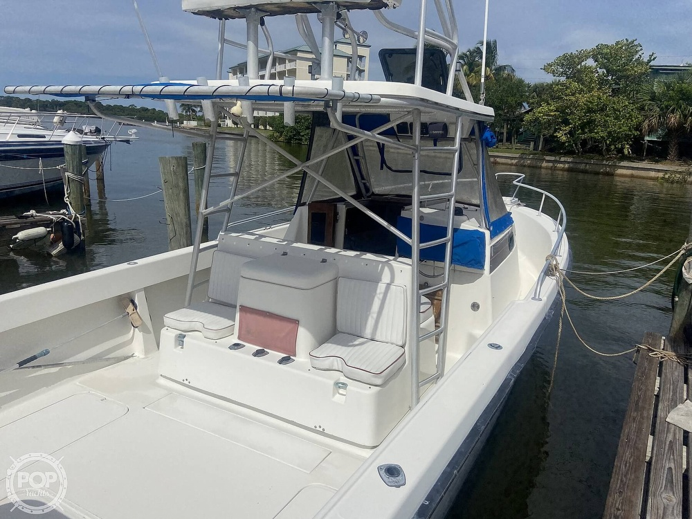 1990 Luhrs boat for sale, model of the boat is 290 Tournament & Image # 8 of 40