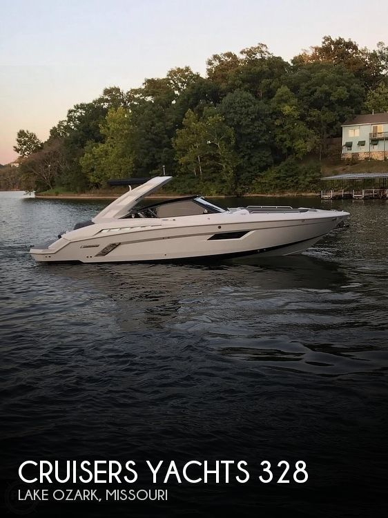 Used Boats For Sale in Missouri by owner | 2014 Cruisers Yachts 328ss