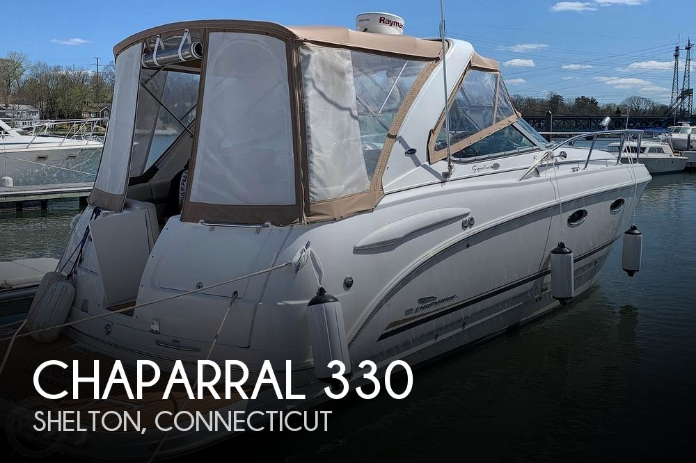 Used Chaparral Boats For Sale by owner | 2004 Chaparral Signature 330