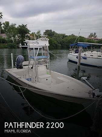 Used Pathfinder Boats For Sale by owner | 2005 Pathfinder 2200