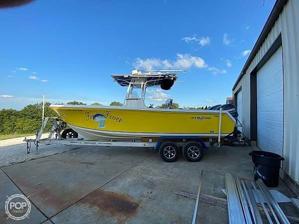 2004 Sailfish boat for sale, model of the boat is 238 Kingfish Tournament Edition & Image # 2 of 40