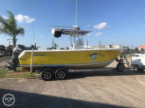 2004 Sailfish boat for sale, model of the boat is 238 Kingfish Tournament Edition & Image # 3 of 40