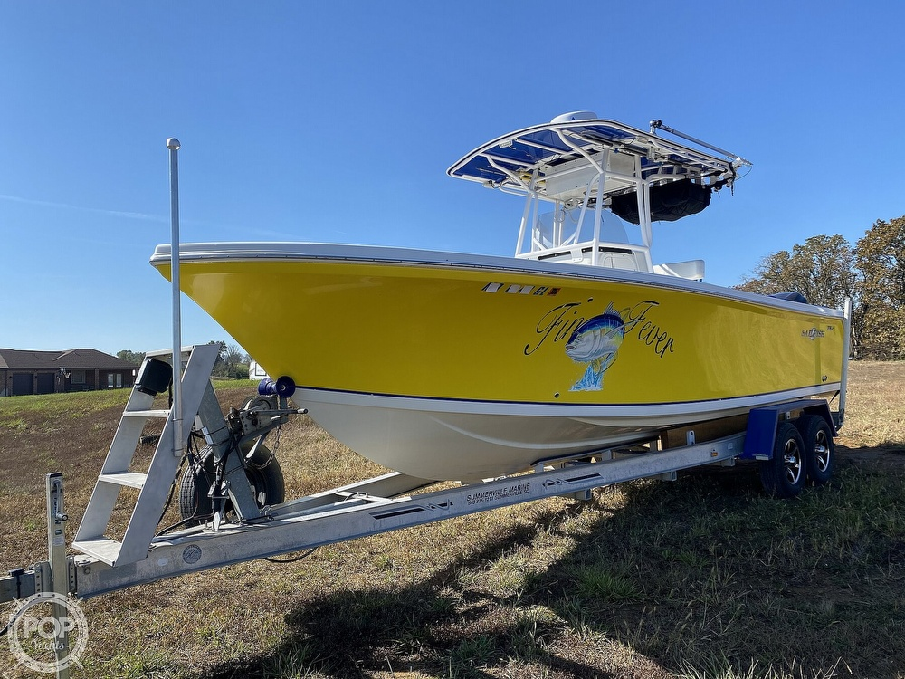 2004 Sailfish boat for sale, model of the boat is 238 Kingfish Tournament Edition & Image # 11 of 40