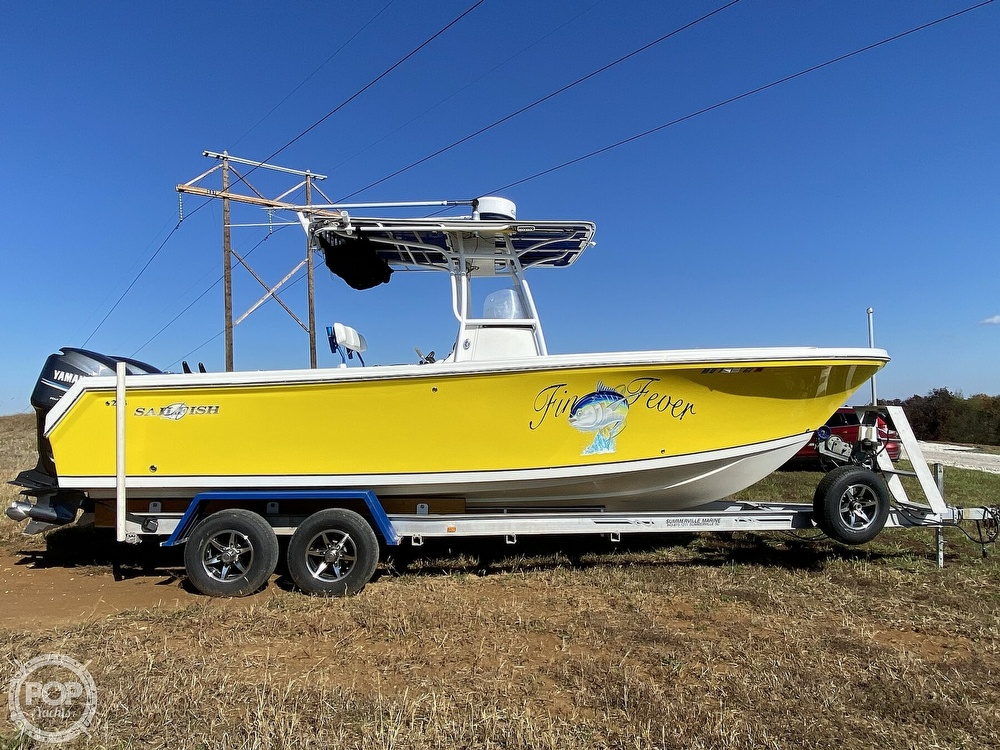 2004 Sailfish boat for sale, model of the boat is 238 Kingfish Tournament Edition & Image # 12 of 40