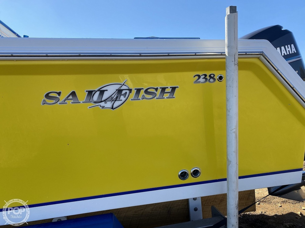 2004 Sailfish boat for sale, model of the boat is 238 Kingfish Tournament Edition & Image # 16 of 40