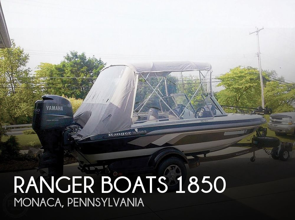 2011 Ranger Boats boat for sale, model of the boat is Reata 1850RS & Image # 1 of 13