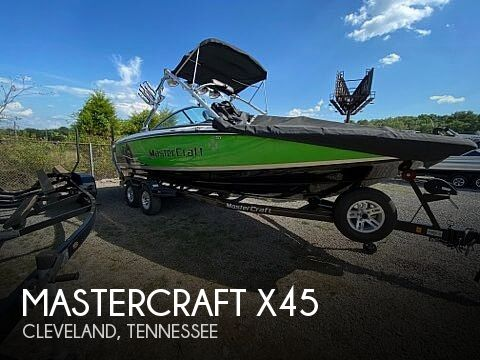 Used Boats For Sale in Knoxville, Tennessee by owner | 2009 Mastercraft X45