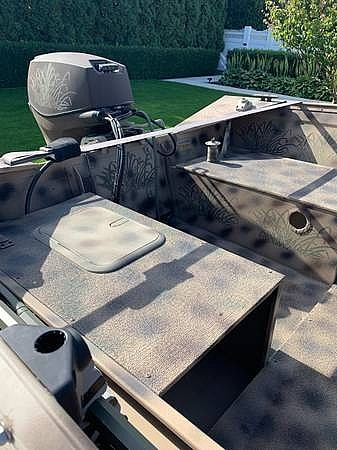 2014 Gregor boat for sale, model of the boat is Angler 15 & Image # 7 of 19