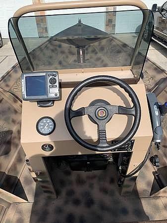 2014 Gregor boat for sale, model of the boat is Angler 15 & Image # 14 of 19