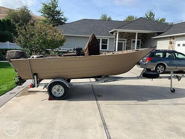 2014 Gregor boat for sale, model of the boat is Angler 15 & Image # 15 of 19