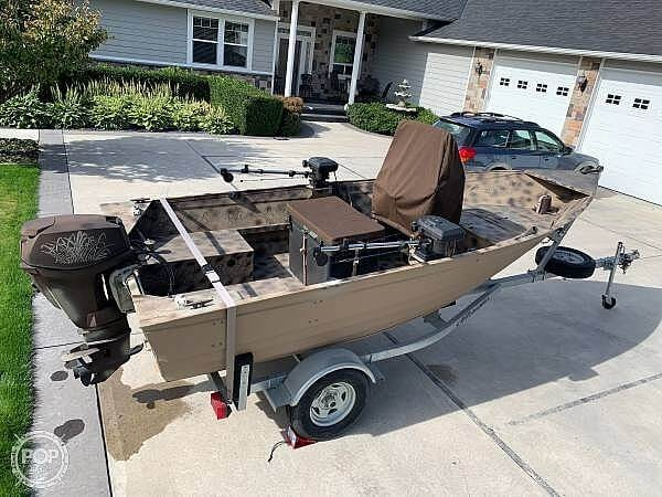 2014 Gregor boat for sale, model of the boat is Angler 15 & Image # 16 of 19