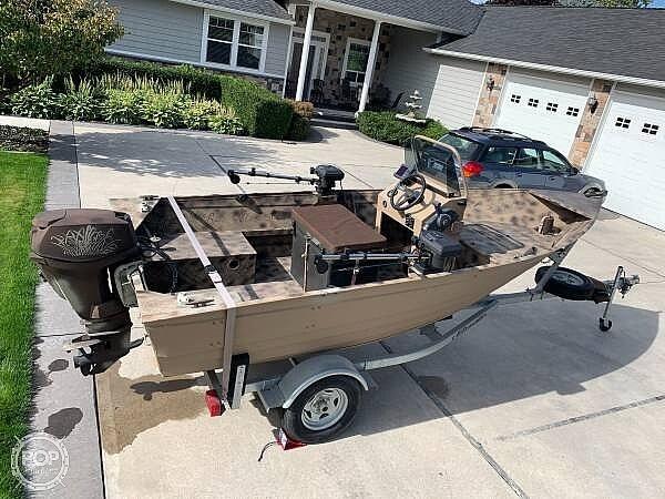 2014 Gregor boat for sale, model of the boat is Angler 15 & Image # 17 of 19