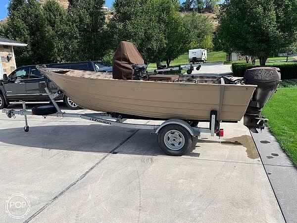 2014 Gregor boat for sale, model of the boat is Angler 15 & Image # 18 of 19