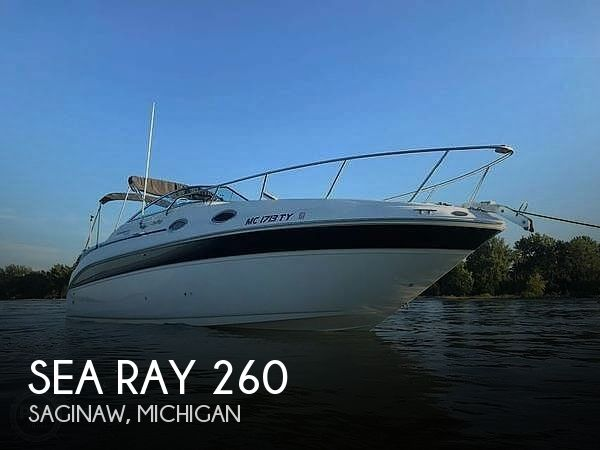 Used Sea Ray 260 Boats For Sale by owner   1999 Sea Ray 260 Sundancer