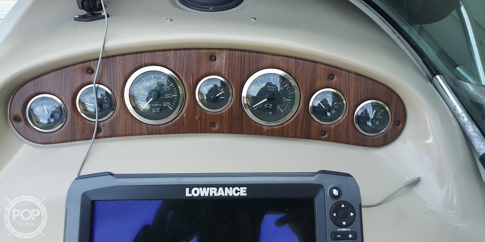 1999 Sea Ray boat for sale, model of the boat is 260 Sundancer & Image # 41 of 41