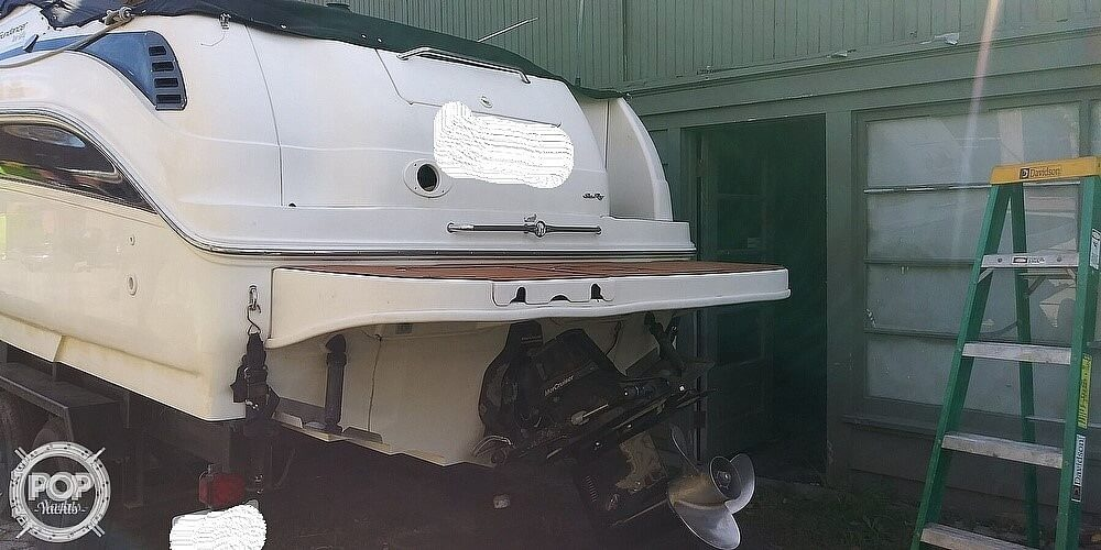 1999 Sea Ray boat for sale, model of the boat is 260 Sundancer & Image # 17 of 41