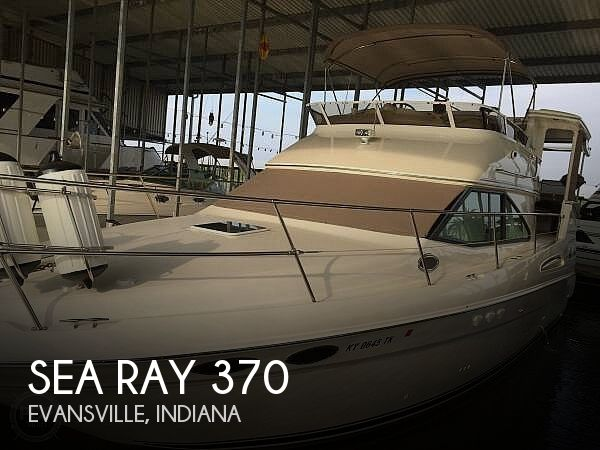 Used Sea Ray 37 Boats For Sale by owner | 1999 Sea Ray 370 AC