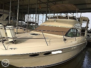 1999 Sea Ray boat for sale, model of the boat is 370 Aft Cabin & Image # 3 of 22