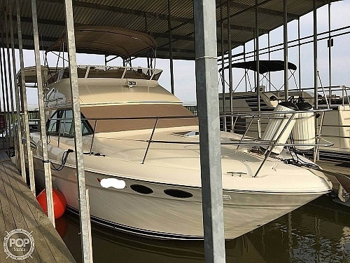 1999 Sea Ray boat for sale, model of the boat is 370 Aft Cabin & Image # 2 of 22