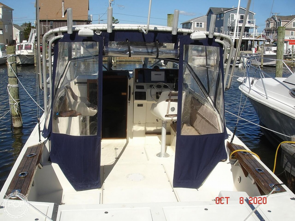 1989 Black Watch boat for sale, model of the boat is 26 & Image # 11 of 40