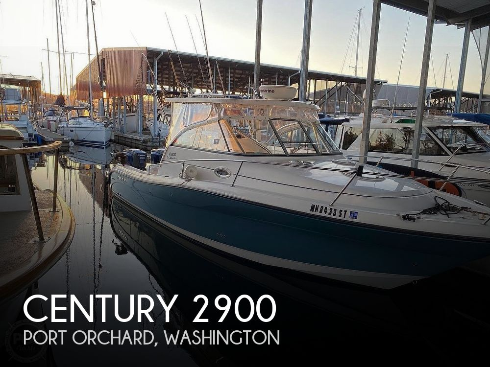 Used Boats For Sale in Washington by owner | 2008 Century Express 2900
