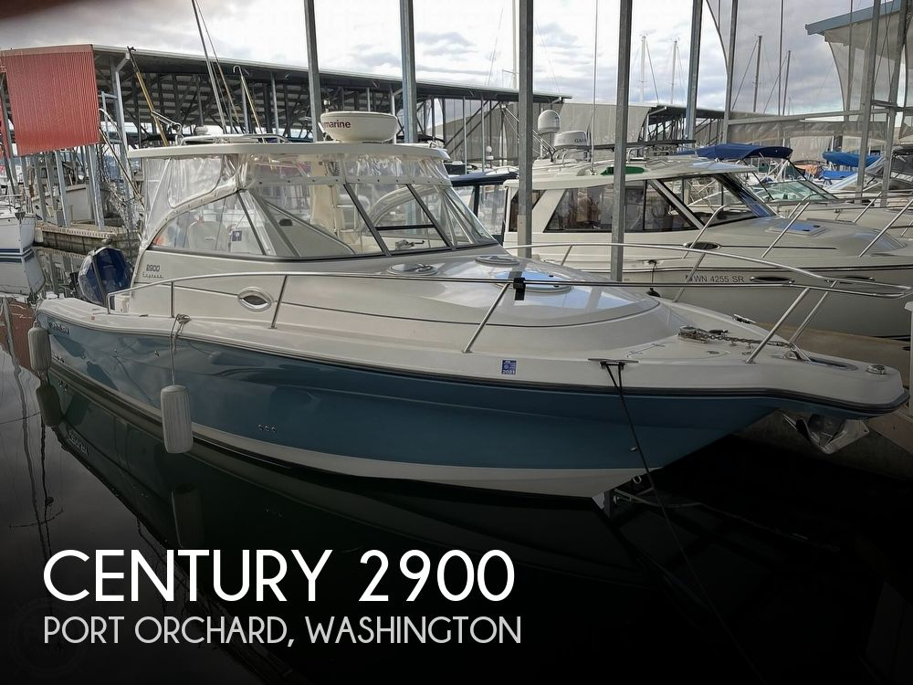 2008 Century boat for sale, model of the boat is Express 2900 & Image # 1 of 40