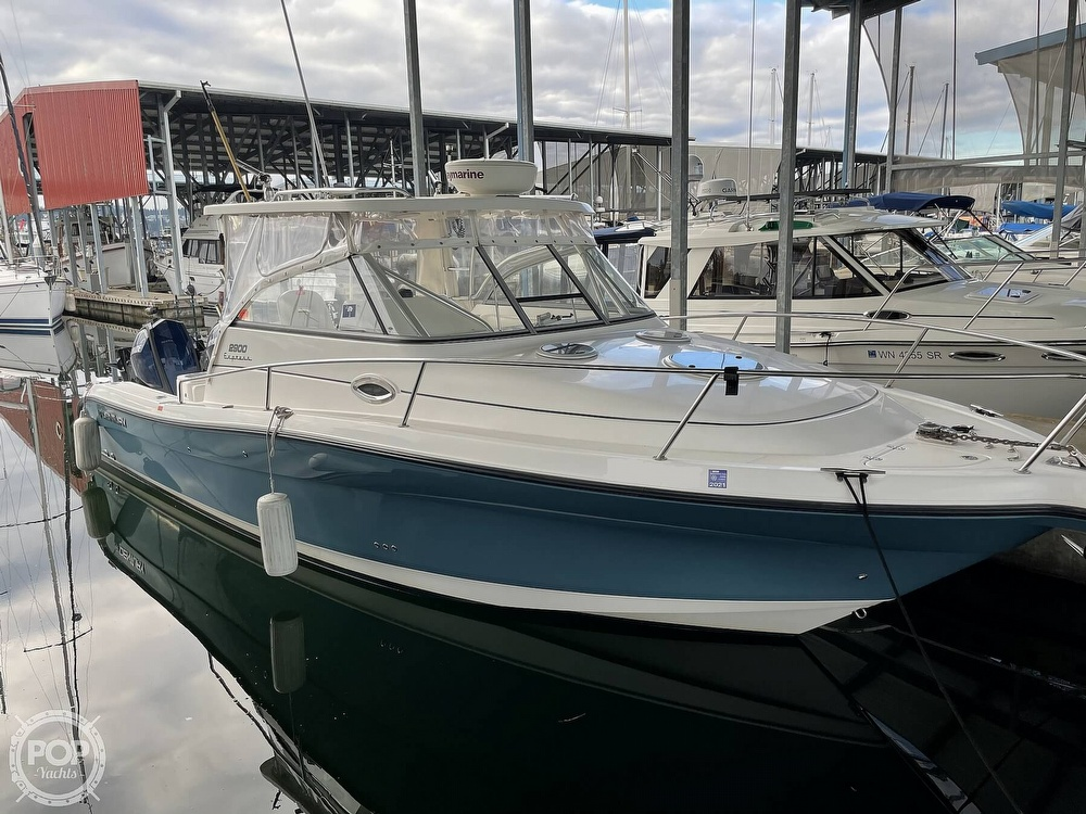 2008 Century boat for sale, model of the boat is Express 2900 & Image # 14 of 40