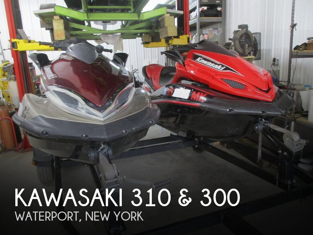 2014 KAWASAKI 310/300 for sale