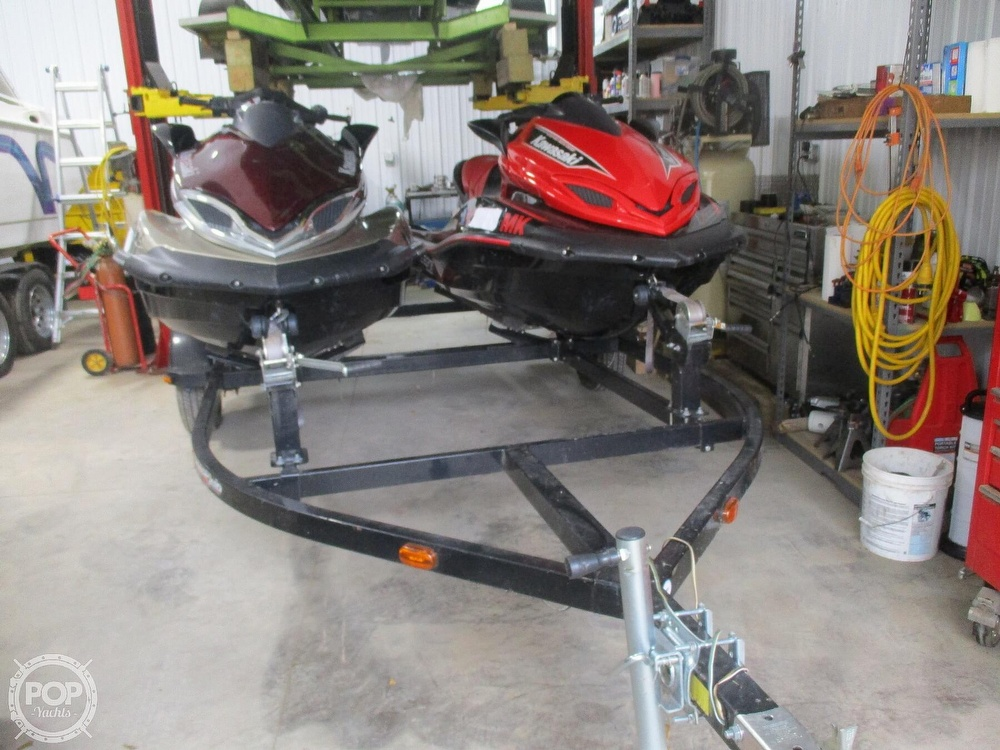 2014 Kawasaki boat for sale, model of the boat is 310/300 & Image # 13 of 33
