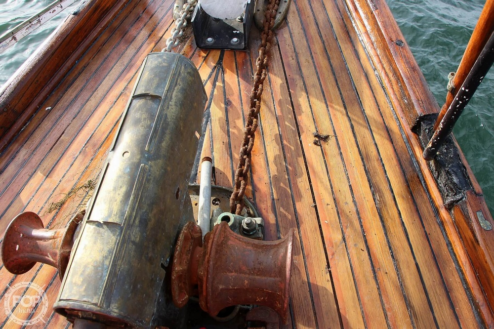 1893 Union Ironworks boat for sale, model of the boat is 109 & Image # 30 of 40