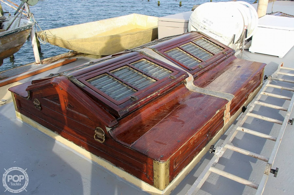 1893 Union Ironworks boat for sale, model of the boat is 109 & Image # 9 of 40